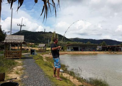 Chalong Fishing Park - A Fisherman's Tale-14