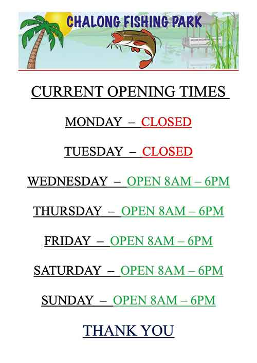 open-times