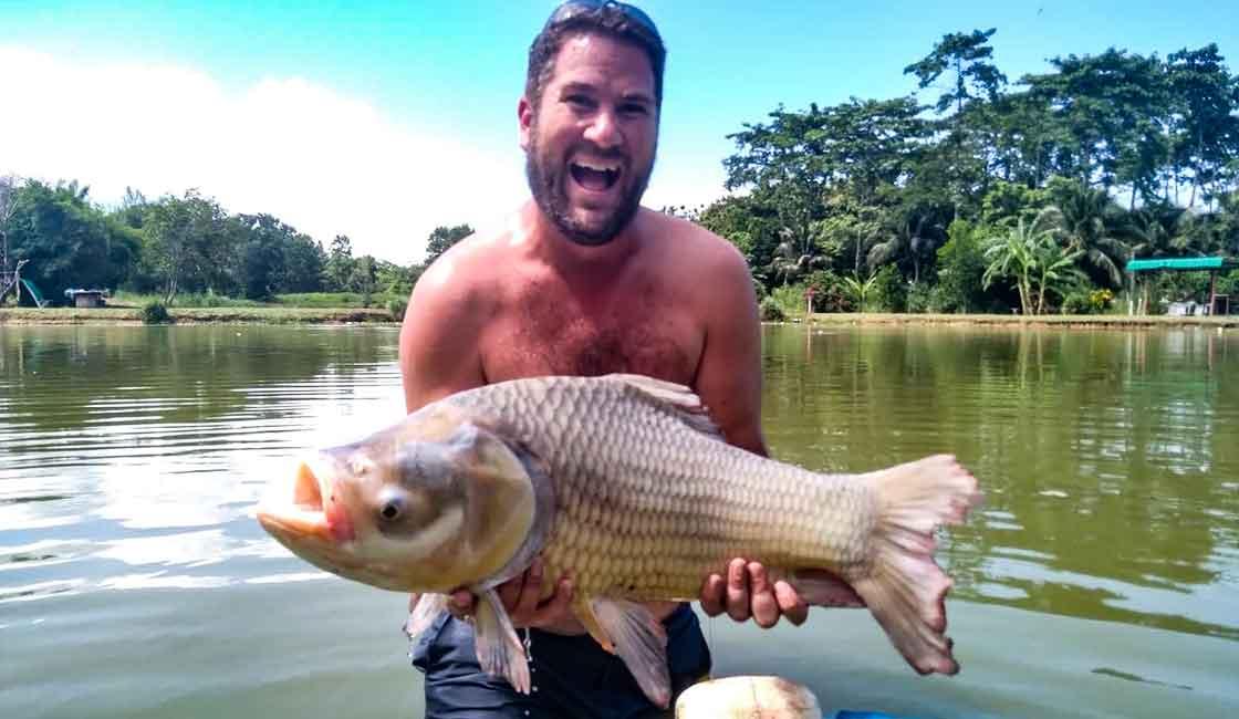 Canadian Angler Ryan Atkins